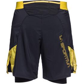 La Sportiva Velox - Short running Homme - jaune/noir
